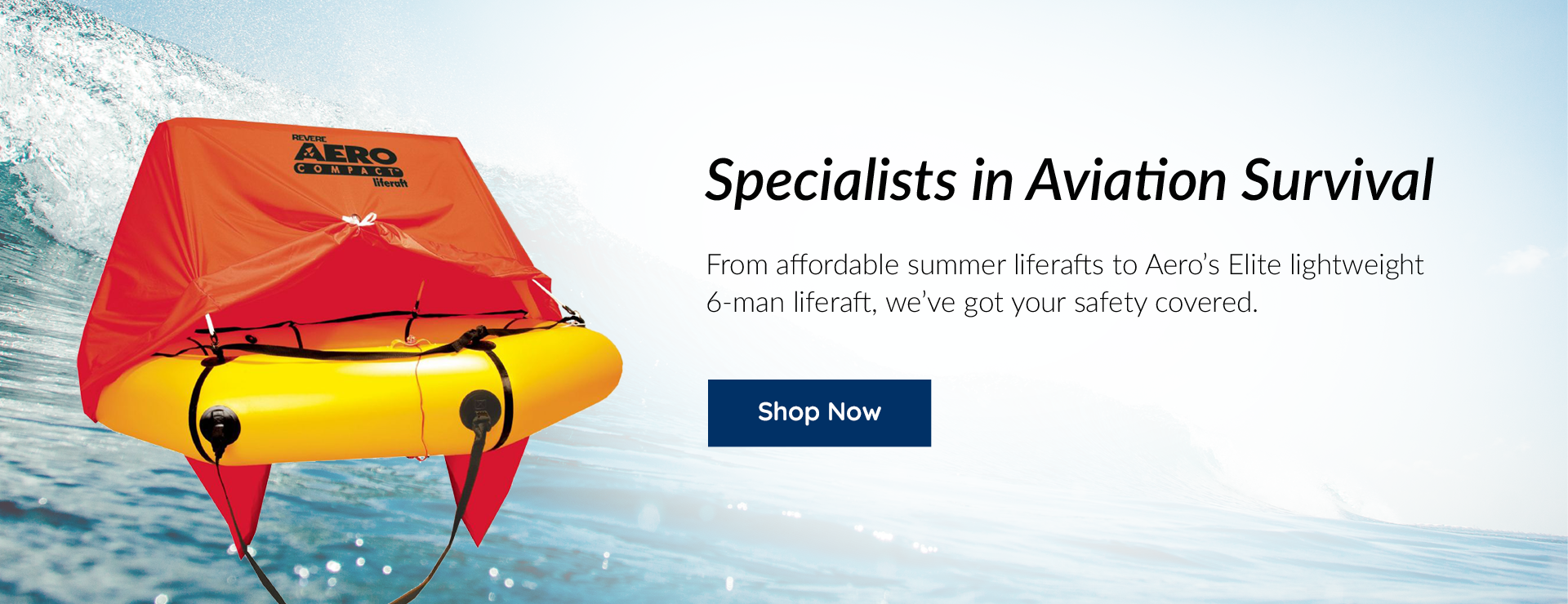 Specialists in aviation survival